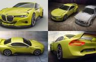 خودرویی که از گذشته به آینده رفت