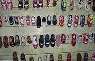 کفشهای تولیدی در شهرستان هیدج برند ندارند!