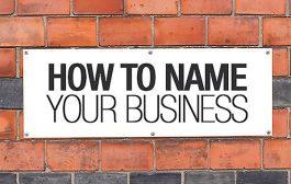 برای انتخاب نام شرکت خود در برندسازی به این ۱۰ نکته توجه کنید